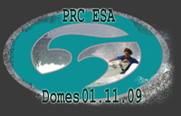 Surfing Puerto Rico - Rincon Surf Report exclusive photo gallery of the January 2009 ESA Contest at Domes.