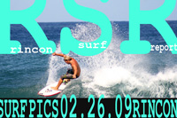 Surfing Puerto Rico - February 26, 2009 was a solid day of swell before the contest at Domes.