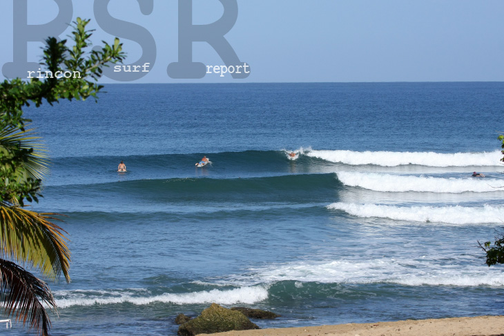 Daily Rincon Surf Report And Wave Forecast For Puerto Rico PR Pics