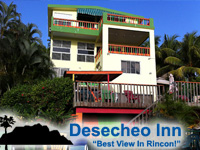 Vacation Rental in Rincon, Puerto Rico.