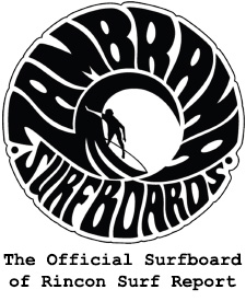 Zambrana Surfboards - The Ofiical Surfboard of Rincon Surf Report.