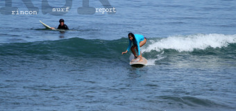 Rincon Surf Report – Wednesday, Sept 17, 2014