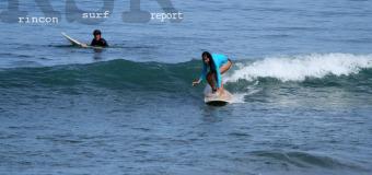 Rincon Surf Report – Wednesday, Sept 17, 2014