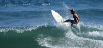 Rincon Surf Report – Friday, Sept 19, 2014