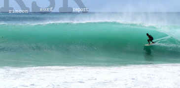 March 2014 Rincon Surf Report Gallery