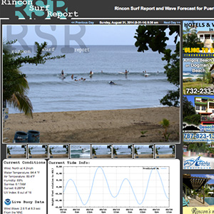 Rincon Surf Report Archive Site