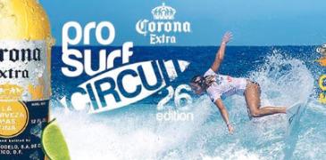 Corona Extra Surf Contest 2014