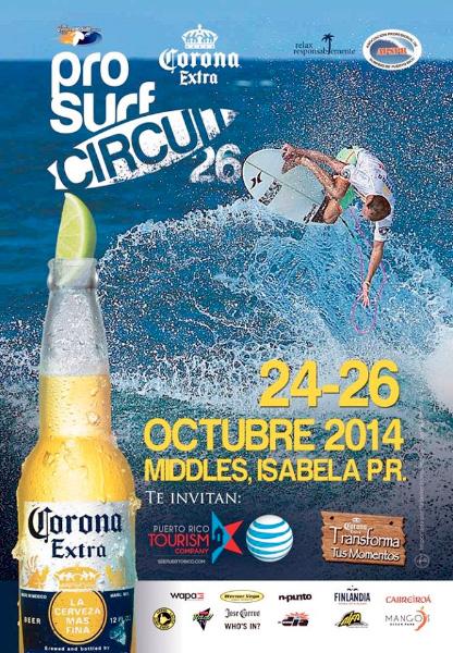 Corona Extra Contest, Middles, Isabela, October 2014