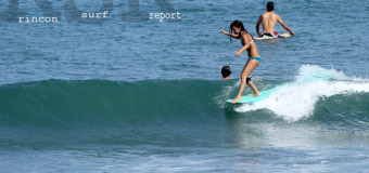 Rincon Surf Report – Thursday, September 4, 2014