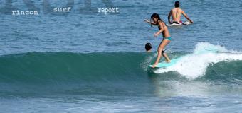 Rincon Surf Report – Thursday, September 4, 2014