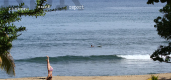 Rincon Surf Report – Friday, September 5, 2014