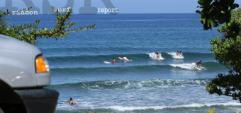 Rincon Surf Report – Wednesday, October 1, 2014