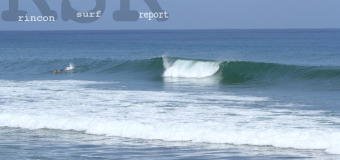 Rincon Surf Report – Sunday, October 5, 2014