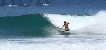 Rincon Surf Report – Monday, October 6, 2014