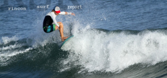 Rincon Surf Report – Tuesday, October 7, 2014