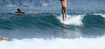 Rincon Surf Report – Friday, Oct 10, 2014
