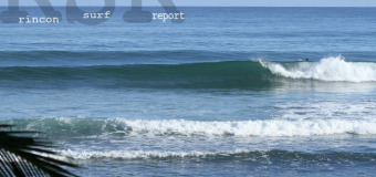 Rincon Surf Report – Sunday, Oct 12, 2014