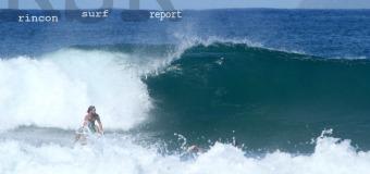 Rincon Surf Report – Sunday, Oct 19, 2014