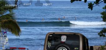 Rincon Surf Report – Wednesday, Oct 29, 2014
