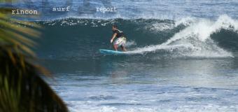 Rincon Surf Report – Thursday, Oct 30, 2014