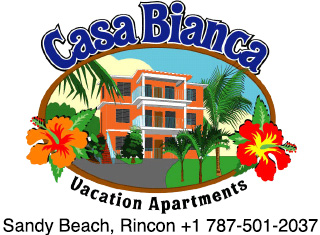 Casa Bianca, Sandy Beach, Rincon Vacation Rental