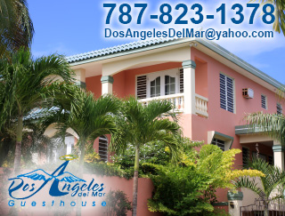 Surf Vacation Rental in Rincon Puerto Rico.