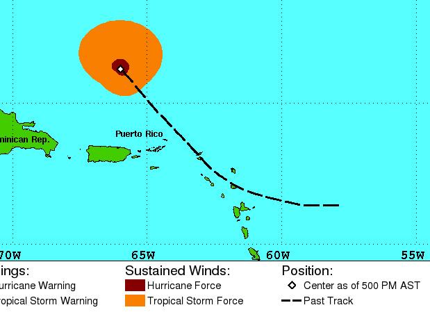 Hurricane Gonzalo, major hurricane, major surf