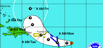 Rincon, Puerto Rico Surf Forecast – Oct 12, 2014
