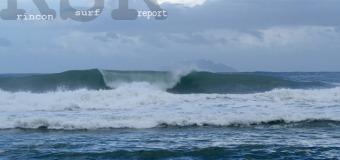 Rincon Surf Report – Tuesday, November 4, 2014