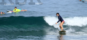 Rincon Surf Report – Saturday, Nov 8, 2014