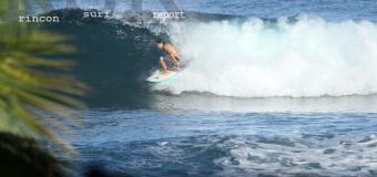 Rincon Surf Report – Tuesday, Nov 18, 2014