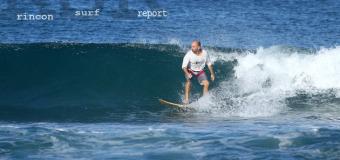 Rincon Surf Report – Sunday, Nov 30, 2014