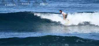 Rincon Surf Report – Friday, Dec 19, 2014