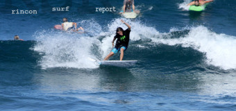 Rincon Surf Report – Saturday, Dec 20, 2014