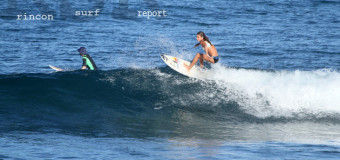Rincon Surf Report – Monday, Dec 22, 2014