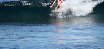 Rincon Surf Report – Thursday, Dec 25, 2014