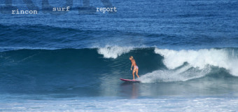 Rincon Surf Report – Monday, Dec 29, 2014