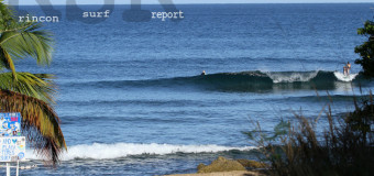 Rincon Surf Report – Wednesday, Dec 31, 2014