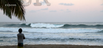 Rincon Surf Report – Sunday, December 7, 2014