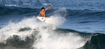 Rincon Surf Report – Tuesday, December 9, 2014