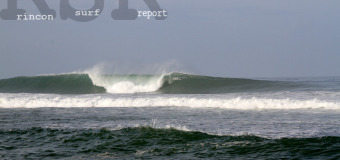 Rincon Surf Report – Wednesday, Dec 10, 2014