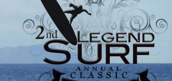 The 2nd Annual Legends Surf Classic Jan 16-19, 2015 Rincon, Puerto Rico