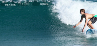 Rincon Surf Report – Sunday, January 4, 2015
