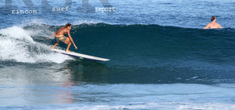 Rincon Surf Report – Monday, Jan 5, 2015