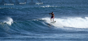 Rincon Surf Report – Friday, Jan 9, 2015