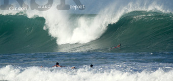 Rincon Surf Report – Saturday, Jan 10, 2015