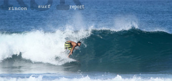 Rincon Surf Report – Sunday, Jan 11, 2015