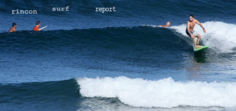 Rincon Surf Report – Tuesday, Jan 13, 2015