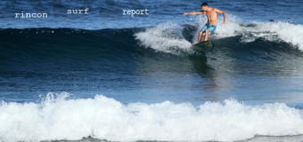 Rincon Surf Report – Wednesday, Jan 14, 2015