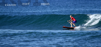 Rincon Surf Report – Sunday, Jan 18, 2015